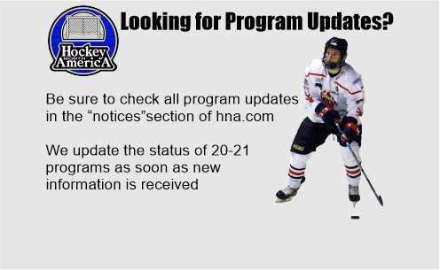 20-21 Program Updates Available